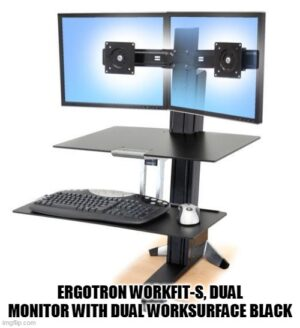 Ergotron Workfit Clearance