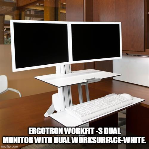 Ergotron S- White jpg