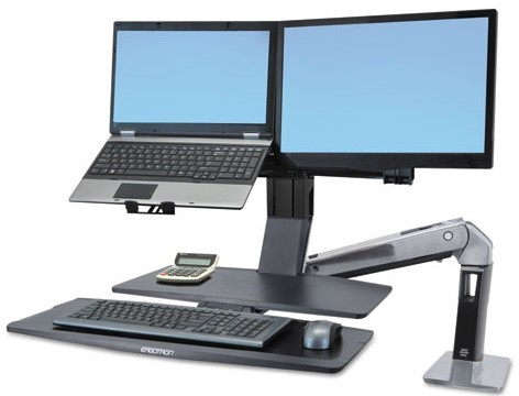 Ergotron SitStand Desk Converter